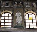 Ravenna, sant'apollinare nuovo, int., santi e profeti, epoca di teodorico 04.JPG