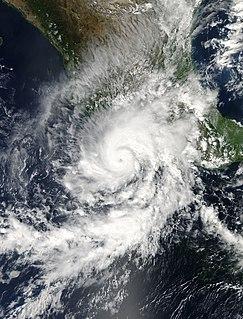 Hurricane Raymond (2013)