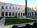 Real Colegio de Agustinos Filipinos - Cloister -Valladolid.jpg