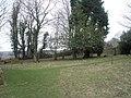 Rear of Privett Churchyard - geograph.org.uk - 1182284.jpg