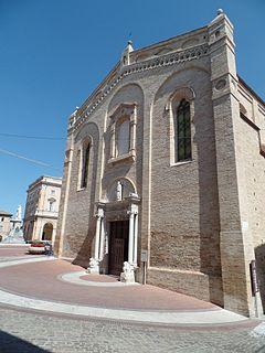 San Domenico, Recanati