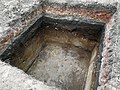Rectángulo excavado xacemento paleolítico das Gándaras de Budiño.jpg