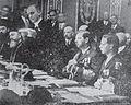 Regele Carol II si Mihai 20 septembrie 1936 (Viata ilustrată).jpg