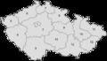 Regions of the czech republic-hebrew.png