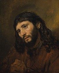 Rembrandt Oil Study of Christ.jpg