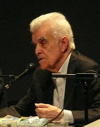René Girard - Girard in 2007
