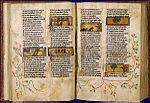 Manuscrit de la BnF, XIVe siècle.