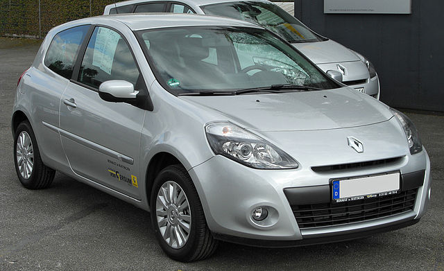 file renault clio iii facelift front wikimedia commons. Black Bedroom Furniture Sets. Home Design Ideas