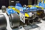 Renault R23B rear-left 2017 Museo Fernando Alonso.jpg