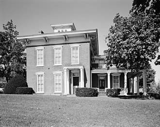 Waterloo, Iowa - Rensselaer Russell House (1973)