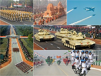 Republic day parade (India) montage.jpg