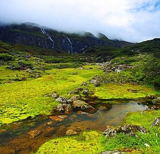 Makalu Barun National Park - Barun Valley