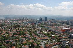 Etiler, Beşiktaş