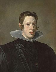 Portrait of King Philip IV