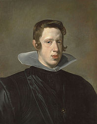 Diego Velázquez: Portrait of King Philip IV