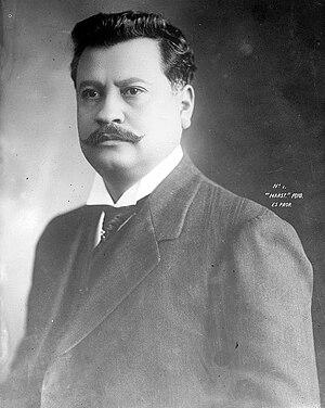 Jesús Flores Magón - A portrait