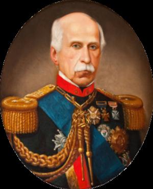 Bernardo de Sá Nogueira de Figueiredo, 1st Marquis of Sá da Bandeira - Image: Retrato do Marquês de Sá da Bandeira Academia Militar