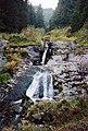 Rhaeadr Blaenhafren - Blaenhafren Falls - geograph.org.uk - 573086.jpg
