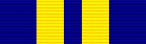 Silver Medal for Merit - Gold Decoration for Merit (GDM)