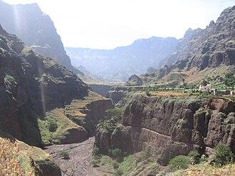 Santo Antão, Cape Verde - Ribeira da Garça