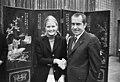 Richard Nixon and Diane Sawyer.jpg