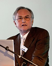 Dawkins lecturing on his book The God Delusion, June 24, 2006.