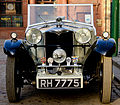 Riley tourer (RH 7775), Town, Beamish Museum, 16 April 2011.jpg