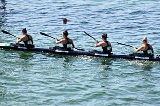 Aimee Fisher New Zealand canoeist