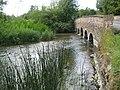 River Kennet, Stitchcombe bridge - geograph.org.uk - 1407905.jpg