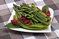 Roasted asparagus with strawberries-836789.jpg