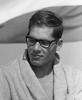 Rob van Empel Dutch swimmer