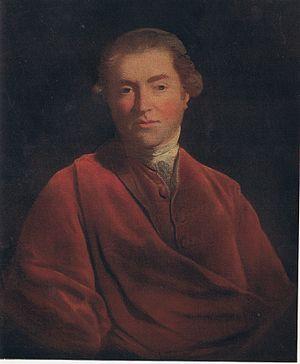Gatton (UK Parliament constituency) - Robert Mayne (1724-1782), MP for Upper Gatton, by Joshua Reynolds.