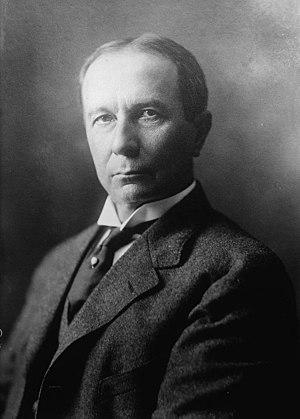 Robert S. Lovett - Robert Scott Lovett in 1920