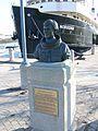 Roberta Bondar Park bust.JPG