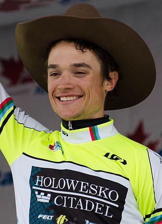 Robin Carpenter - Carpenter at the 2016 Tour of Alberta