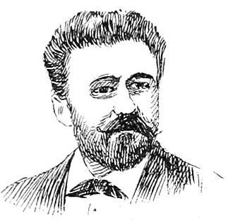 Ernest Roche - Ernest Roche from Le Monde moderne (December 1898)
