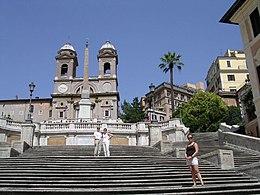 De Mooiste Trappen : Spaanse trappen wikipedia