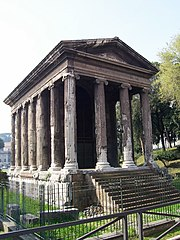 Image illustrative de l'article Temple de Portunus