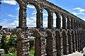 Roman aqueduct, Segovia, 1st century CE (18) (29363507452).jpg