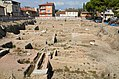 Roman remains behind the archaeological Museum of Iznik, Turkey (37743610375).jpg