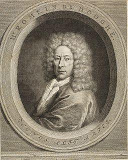 Romeyn de Hooghe Dutch Golden Age painter, engraver, and sculptor
