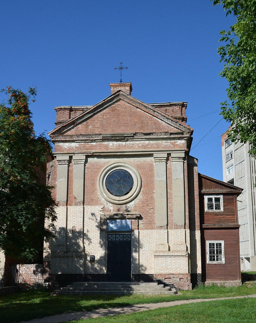 Romny Kostel 01 Gor'kogo 246 (YDS 6708)