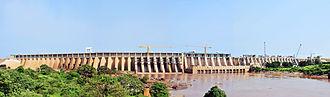 Roseires Dam - Image: Roseires Dam