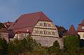 Rothenburg ob der Tauber, Gartenhaus, Burggasse 5, Johanniterturm-001.jpg