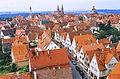 Rothenburg ob der Tauber (Blick von der Stadtmauer, 26.09.1990) 02.jpg