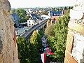 Rotweinfest in Ingelheim an der Burgkirche - panoramio.jpg