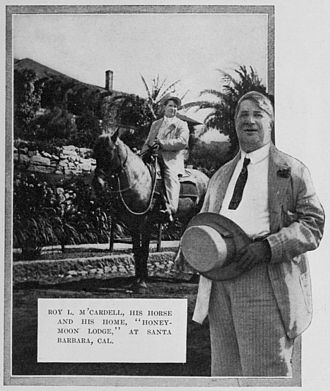 Roy McCardell - Roy McCardell during his Hollywood period