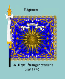 Image illustrative de l'article Régiment Royal-Étranger cavalerie