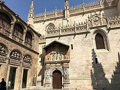 Royal Chapel of Granada (Spain).jpg