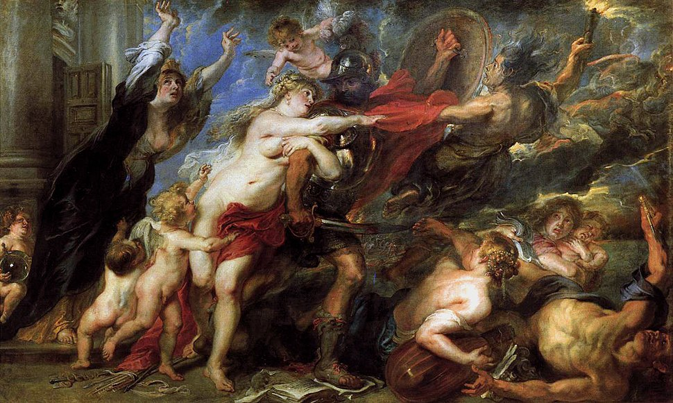 Rubens - The Consequences of War